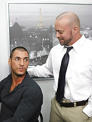 Gay men fucking on video and emo boy uncut at My Gay Boss