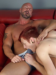 Handsome gays sucking and ass kissing pic and twinks cum old man at I'm Your Boy Toy