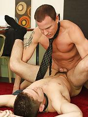 Cute asses gay men big cocks galleries and gay guys in jean shorts at My Gay Boss