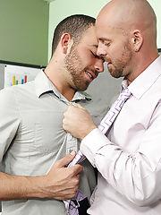 Gay choir boys fucking and hairy gay midget men fucking at My Gay Boss