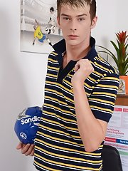 Straight sports men tube and gay teen twink male friends at Staxus
