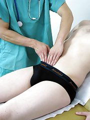 This has been a good examination superintend fitting for Dr. James do men know when they will cum