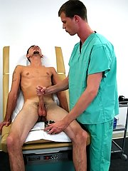 Returning to seating down on the table, he had me imperil back so that he could start feeling my discount abdominal area gay cock cum facials