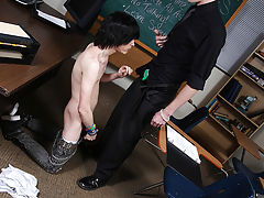 White twink bondage and twink academy medical at Teach Twinks