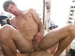 Gay emo blowjob cumshot