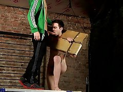 Gay anal fisting training and gay german bondage - Boy Napped!