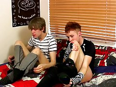 Frey pulls out of Dixon's tight aperture and shoots goo all over him xxx gay cowboy at Homo EMO!