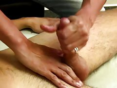 Fine art of masturbation and male group masturbation verbal video movie