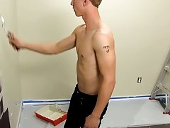 Tyler acquires a smack of Jordan's ramrod previous to teasing his aperture with his fingers gay double anal penetration at My Gay Boss