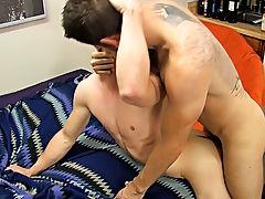Gay cowboy anal at Bang Me Sugar Daddy