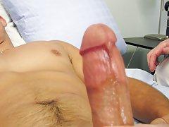 Ball masturbation and gay porn black...