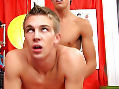 Teen twink fisting