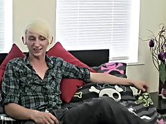 Max begins with the usual interview, followed by some sexual stripping and a hardcore jerking session gay european boys in gummi at Homo EMO!