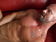 Muscle orgy gay sex and shirtless men...