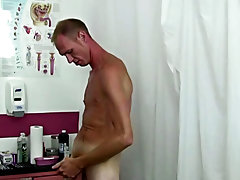 Male genitalia exam fetish and free young...