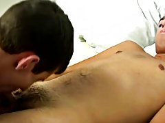 Eric is in for a blowjob that happens usually just once in a lifetime