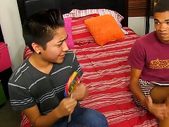 Gay asian twinks thumbs and gay twink hand job