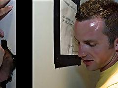 Skinny gay facial cum blowjob and hidden cam buddy blowjob and swallow