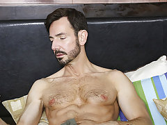 Deep gay anal sex and gay porn anal at...