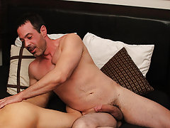 Mike ties up and blindfolds the youthful Spaniard before feeding him his cock hardcore gay tgp at Bang Me Sugar Daddy