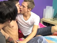 Gay foot fetish free tube and aaron physical exam gay porn at Boy Crush!