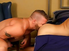 Anal stimulation in men and deep gay anal fucking at I'm Your Boy Toy