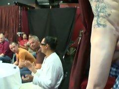 Tgp gay groups and men shirtless therapy group at Sausage Party