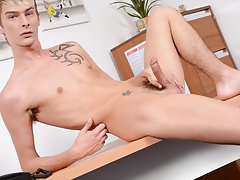 Gay anal twink movie and rimming gay twink...