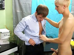 Fabulous blond hairy chested gay boys and medium size dick photos gay at My Gay Boss