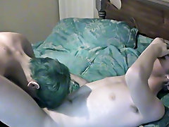 Skinny spanish twink pics and legal gay boys anal cum inside - at Boy Feast!