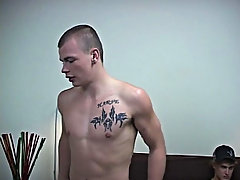 Taking unsatisfactory his shirt, he stood up and told us about the tattoo that he had on his chest  male blowjobs