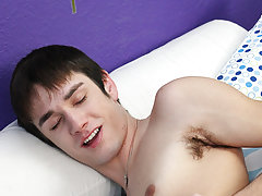 Young brown twinks with big uncut dicks and gay bareback sex at Boy Crush!