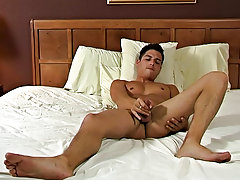 He jerks his dick faster and faster, starting to finger his tight little hole male masturbation toy movies