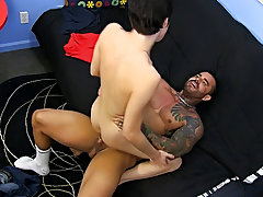 Full nude very boy sex image and gay men drinking their own cum at Bang Me Sugar Daddy
