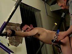 Men in cock ball bondage and male bondage pleasure - Boy Napped!