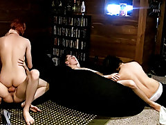 Hot nude twinks buff and twink sucks off grown man - at Boy Feast!