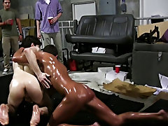 The losers had to fuck each other whilst the head brother watched group masturbation guys