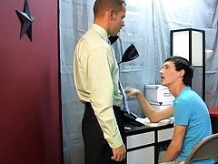 Two young cute guys having sex at I'm Your Boy Toy