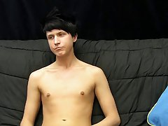 Chad is a big dicked twink who's willing and rearing to start showing off for the camera male masturbation porn vide at Boy Crush!