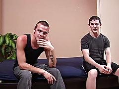 Hardcore jerking video and black twinks fucking thumbs