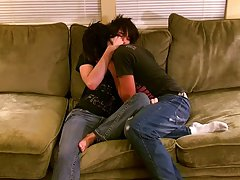 Emo boy porn and teen emo boy naked spanking - at Boy Feast!