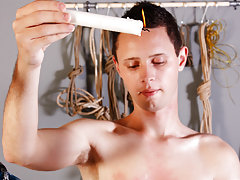 Males matures piss and cum solo and young gay bumming and sucking - Boy Napped!