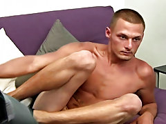 I don't think he could believe that another man could make his cock feel so good voyeur spy guy masturbating