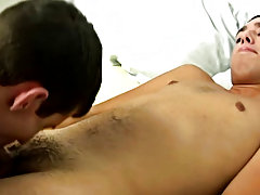 Eric is in for a blowjob that happens usually just once in a lifetime free cum gay clips