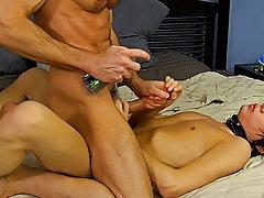 Cute gay sucking photos and interracial ing gay anal at Bang Me Sugar Daddy