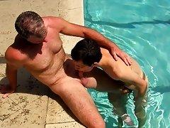 Men anal humiliation at Bang Me Sugar Daddy