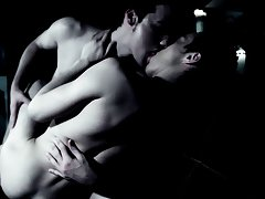 Twinks without balls and twink smooth cock cumming with smooth asses - Gay Twinks Vampires Saga!