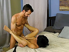 Once he's hard as a rock, Bryan lays into Kyler's ass, slamming his gap until the guy is wailing for more gay pics hardcore gloryholes at Ba