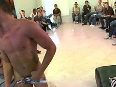 Sex mpg group gang bang gay and group male masturbation at Sausage Party