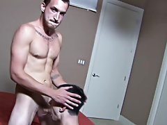 Gay boy gets brothers straight friend drunk porn and blowjob saline injection